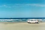 carro playa