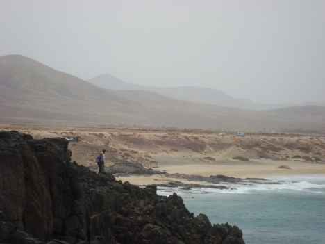 Playa del Aljibe de la Cueva