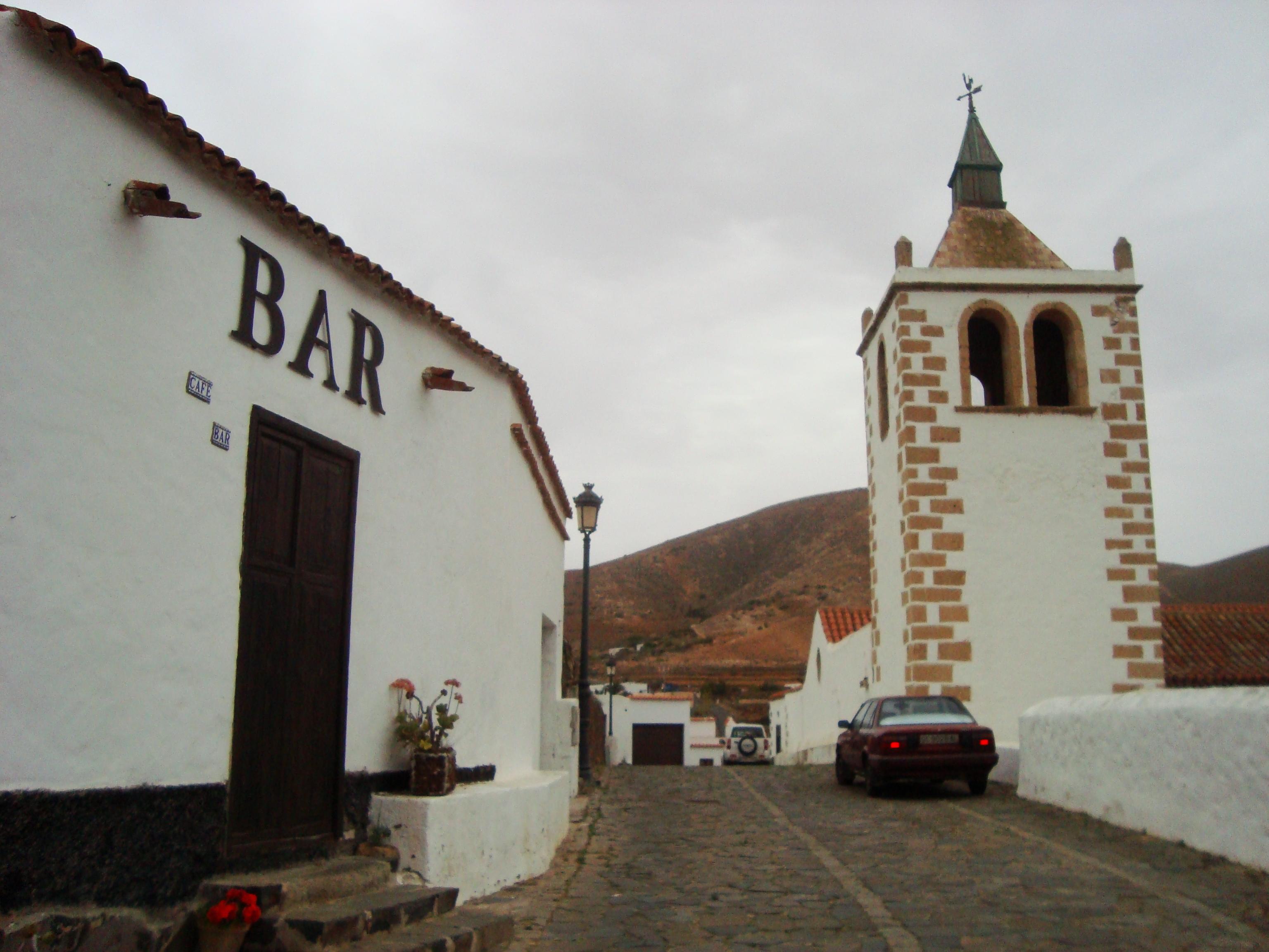 Viila Histórica de Betancuria