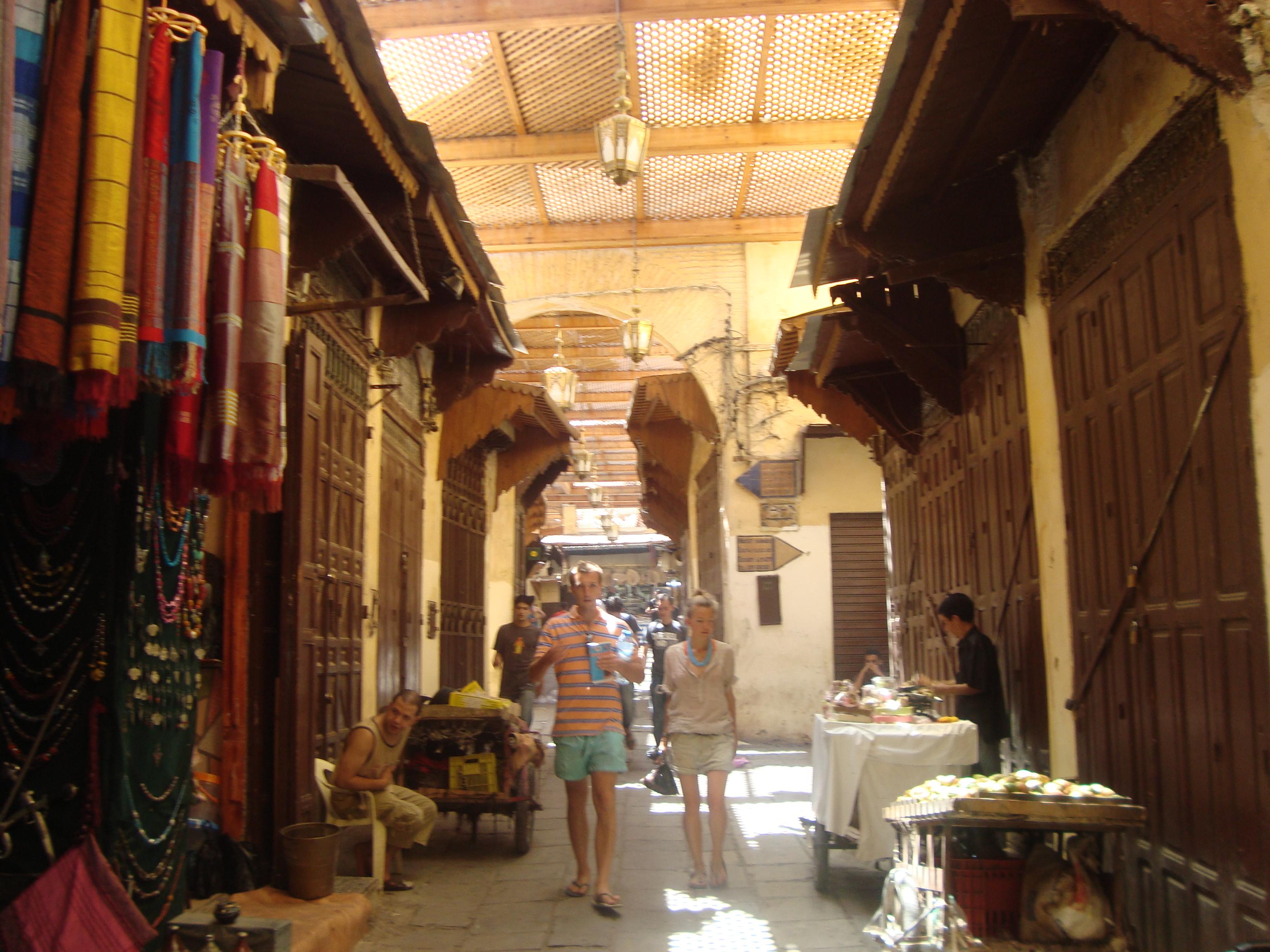 Fez perdidos en la medina destinos actuales - Fotos marrakech marruecos ...
