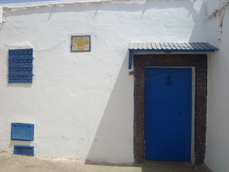Kasbah des Oudaias, Rabat.